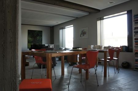 Mannheim Seminarräume Industriegebäude Clubspreicher7 Clublounge image 1