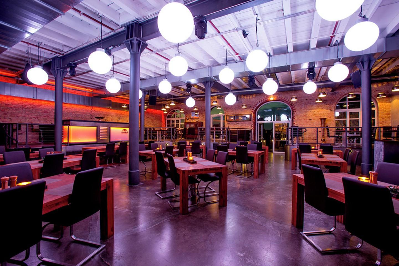 Mannheim workshop spaces Restaurant Manufaktur (gesamte Fläche) image 1