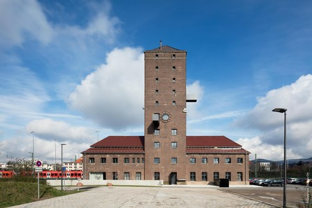 Mannheim workshop spaces Unusual TANKTURM Heidelberg image 6