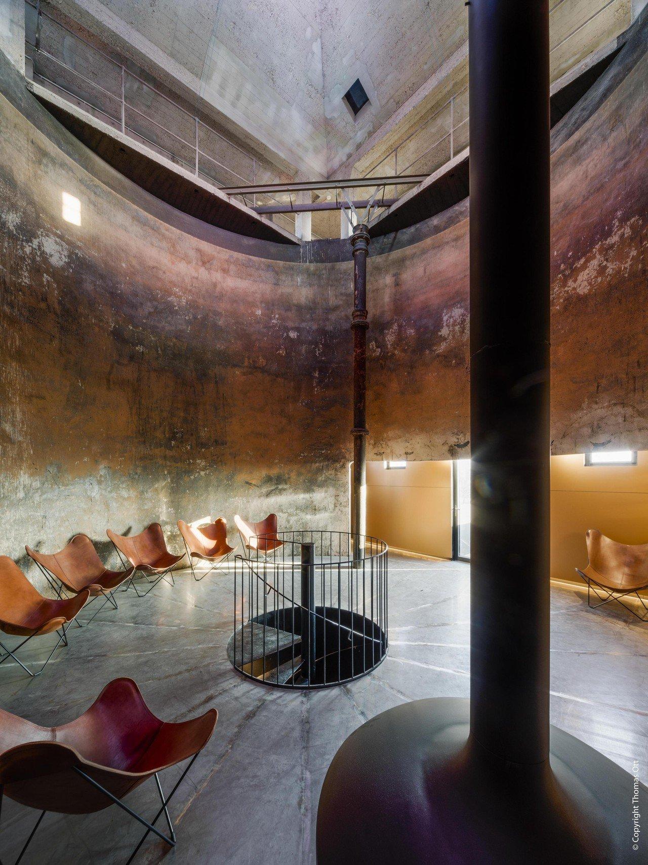 Mannheim workshop spaces Lieu Atypique TANKTURM Heidelberg image 0
