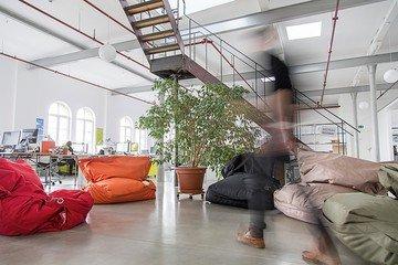Mannheim Workshopräume Espace de Coworking Raumteiler co-working image 6