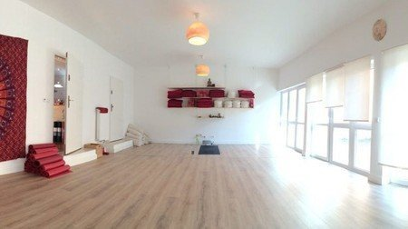 Mannheim training rooms Lieu Atypique Yoga Flow image 1