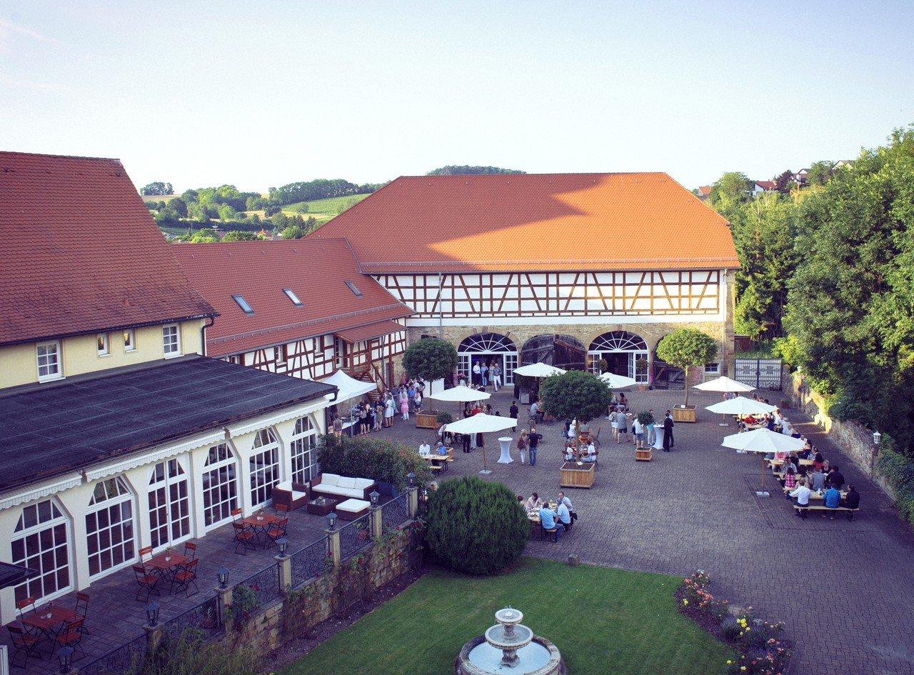 Mannheim corporate event venues Historic venue Castle Michelfeld image 0