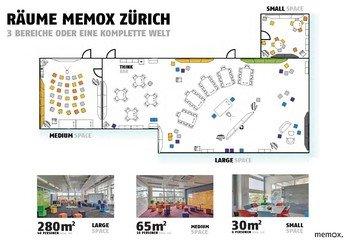 Zurich Workshopräume Meeting room medium.space image 4