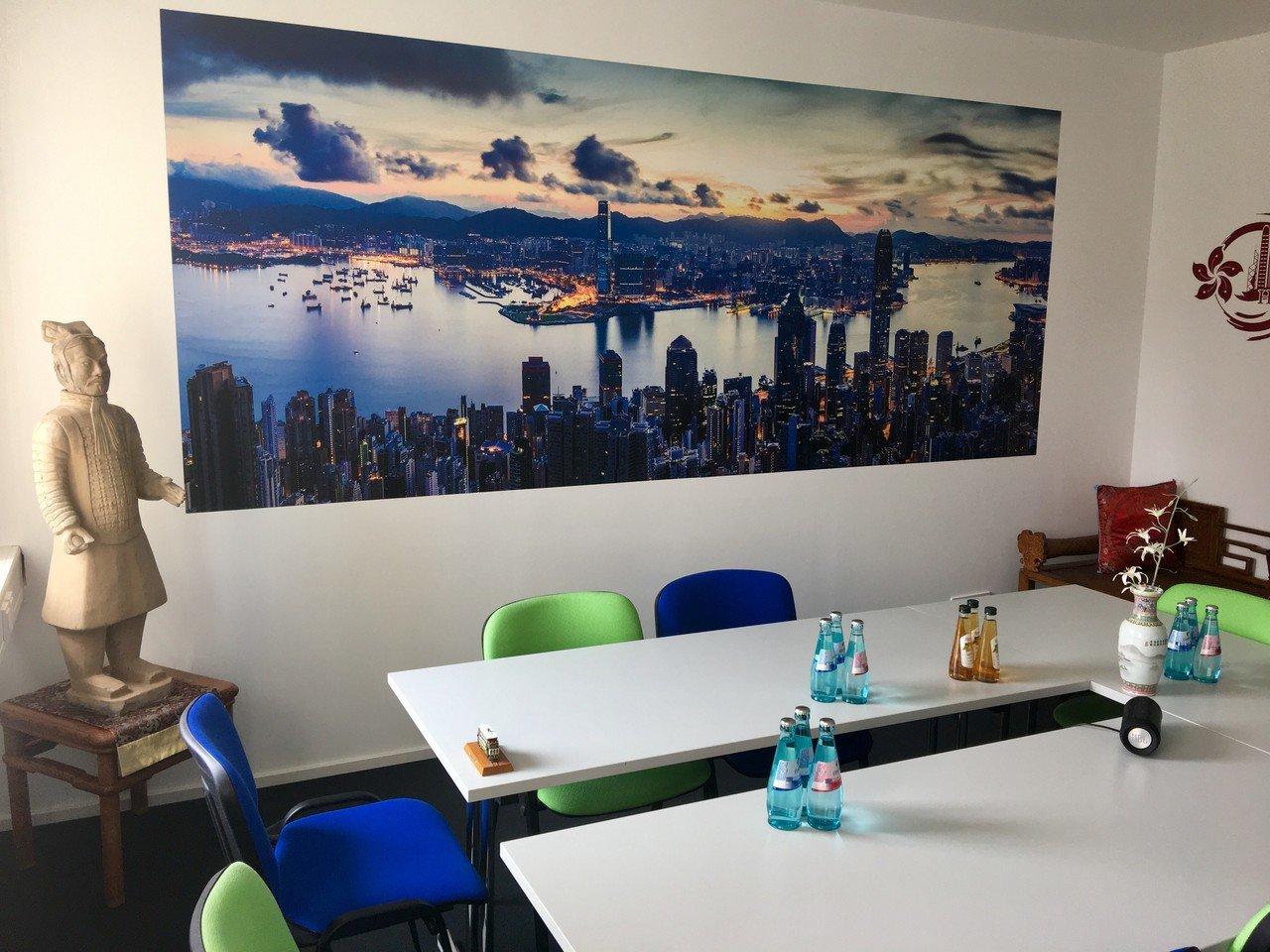 Frankfurt Seminarräume Meeting room Cowork cool-working Darmstadt image 2
