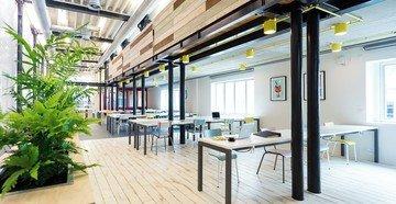 Paris  Espace de Coworking La Fulgurante image 7