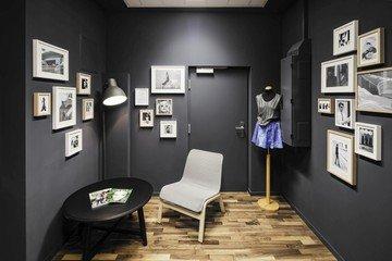 Mannheim workshop spaces Gallery Textilerei Showroom image 1