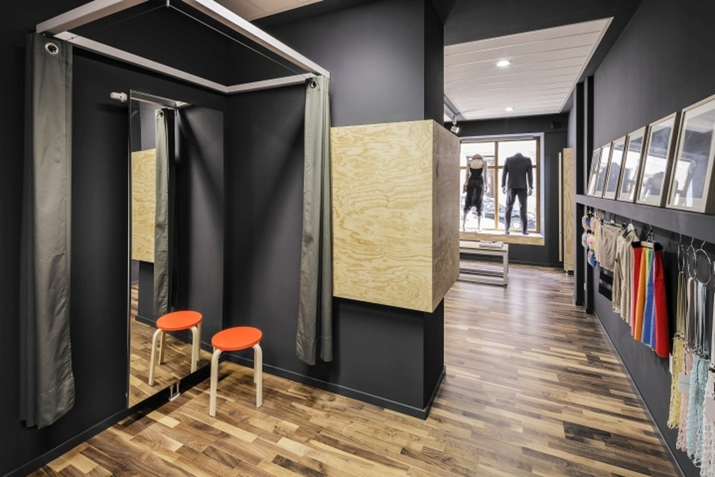 Mannheim workshop spaces Galerie Textilerei Showroom image 0