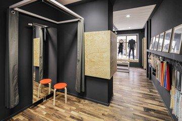 Mannheim workshop spaces Gallery Textilerei Showroom image 0
