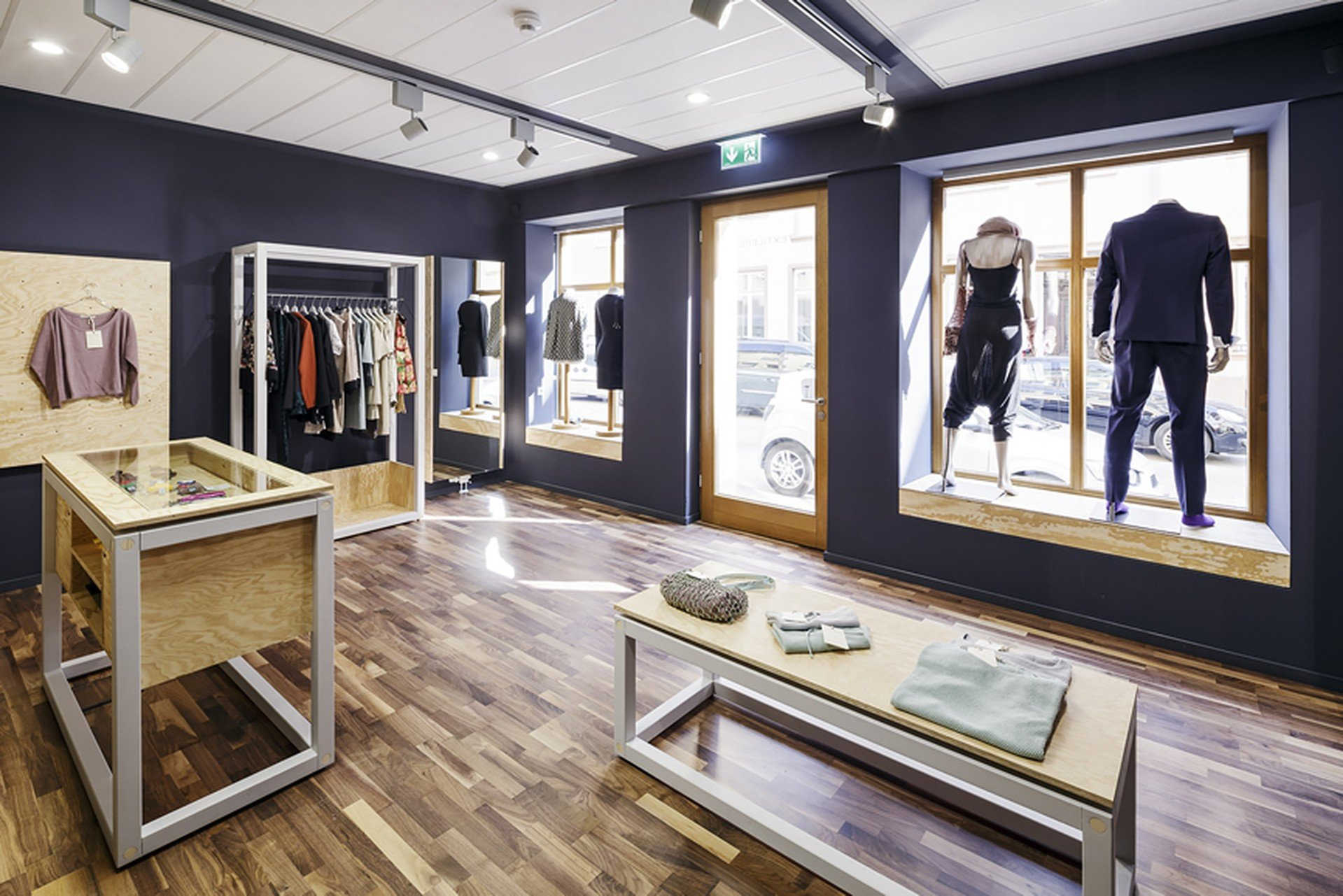 Mannheim workshop spaces Galerie Textilerei Showroom image 2