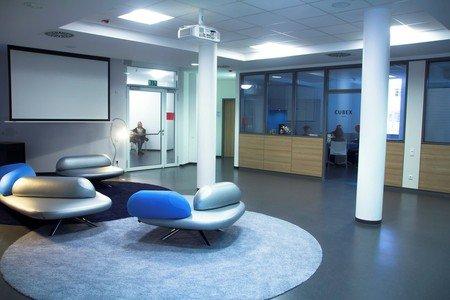 Mannheim seminar rooms Auditorium Cubex41 Foyer image 5
