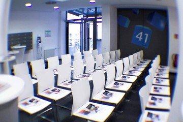 Mannheim seminar rooms Auditorium Cubex41 Foyer image 7