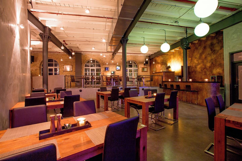 Mannheim Eventräume Restaurant Manufaktur hinterer Teil (mit Beach Bar) image 0