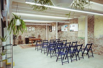Barcelona seminar rooms Coworking Space Room A image 10