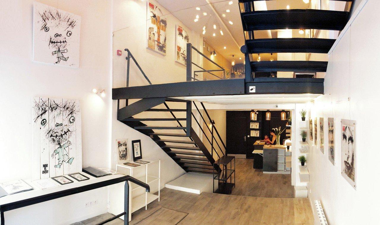 Paris Espaces de travail Unusual Upper - Mezzanine + Uptown image 38