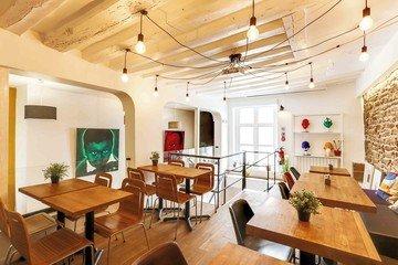 Paris Espaces de travail Unusual Upper Concept Store - Mezzanine image 5