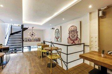 Paris workshop spaces Lieu Atypique Upper - Mezzanine + Uptown image 12