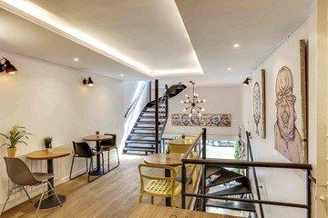 Paris workshop spaces Lieu Atypique Upper - Mezzanine + Uptown image 14