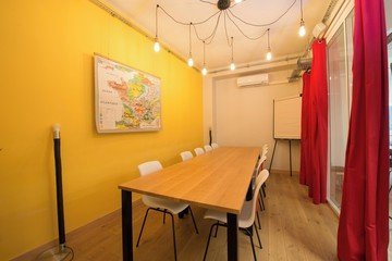 Paris workshop spaces Coworking space Eat Two Work - 14pax image 5