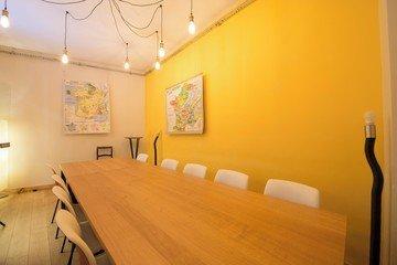 Paris workshop spaces Espace de Coworking Eat Two Work - 14pax image 5