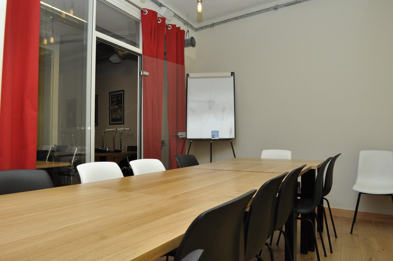 Paris Espaces de travail Espace de Coworking Eat Two Work - meeting room 10pax image 0