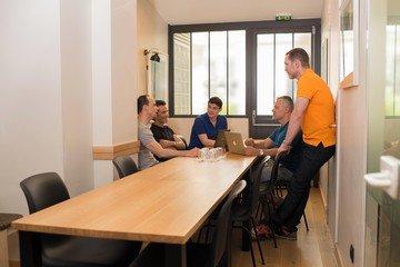 Paris Espaces de travail Meeting room The two Paris - 12 pax CA image 6