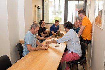 Paris Espaces de travail Meeting room The two Paris - 12 pax CA image 5