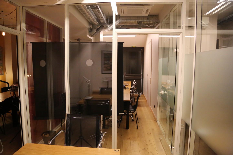 Paris Espaces de travail Espace de Coworking Eat Two Work - meeting room 10pax image 2