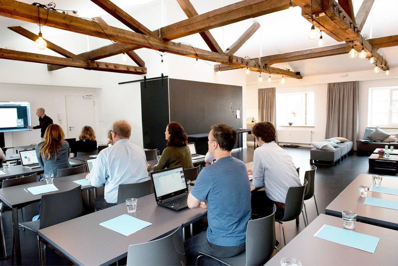 Munich  Salle de réunion Dachwerk Event image 0