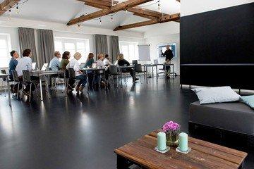 Munich  Salle de réunion Dachwerk Event image 1