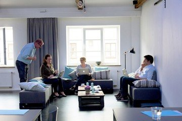 München  Meetingraum Dachwerk Event image 2