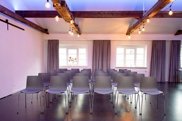 Munich  Salle de réunion Dachwerk Event image 4