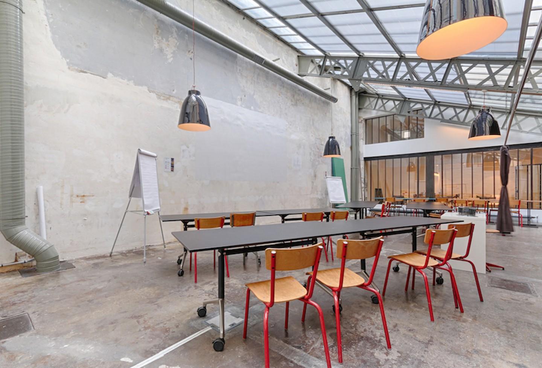 Paris conference rooms Salle de réunion Atelier modulable pour réunion et workshop en plein cœur de Paris image 0