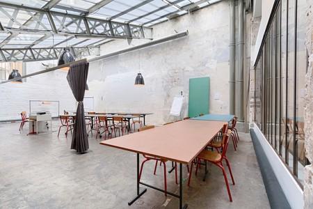 Paris conference rooms Salle de réunion Atelier modulable pour réunion et workshop en plein cœur de Paris image 3