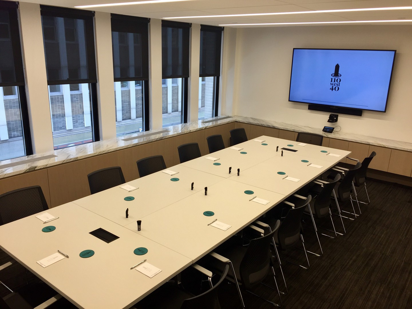 NYC  Meetingraum 110west40 Conference Room A image 0