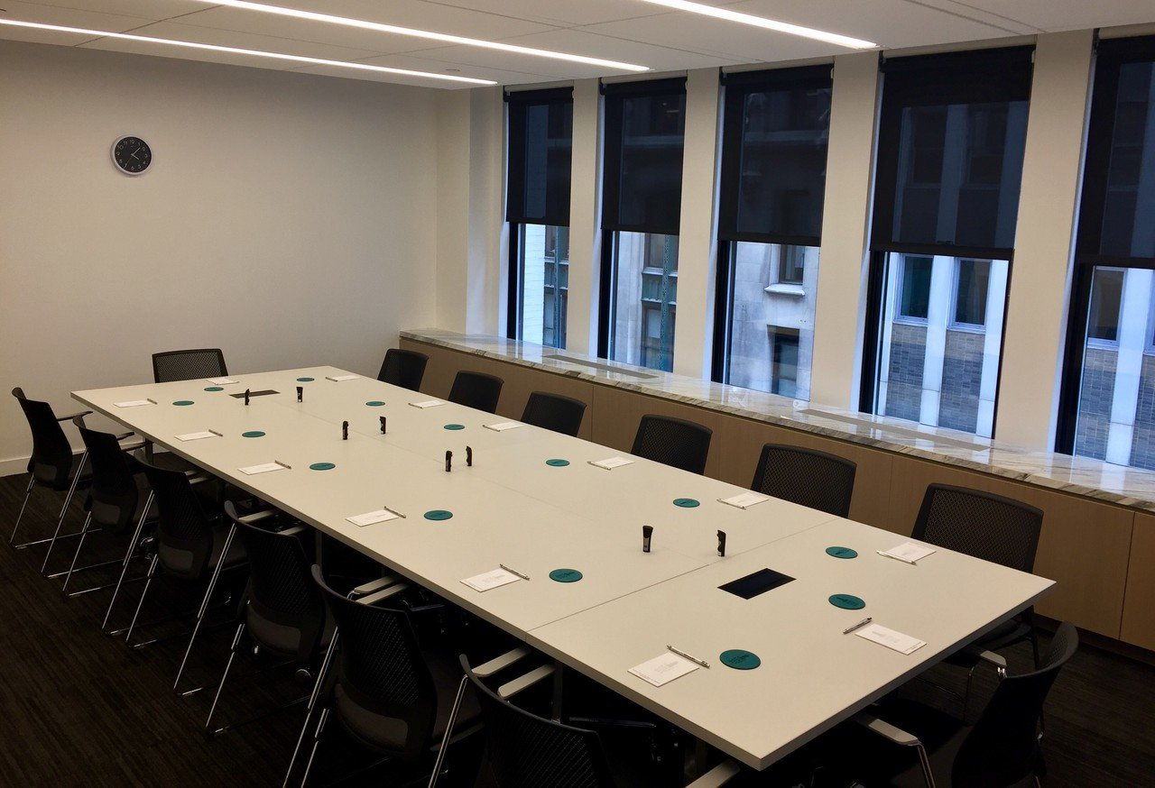 NYC  Meeting room 110west40 Conference Room A image 1