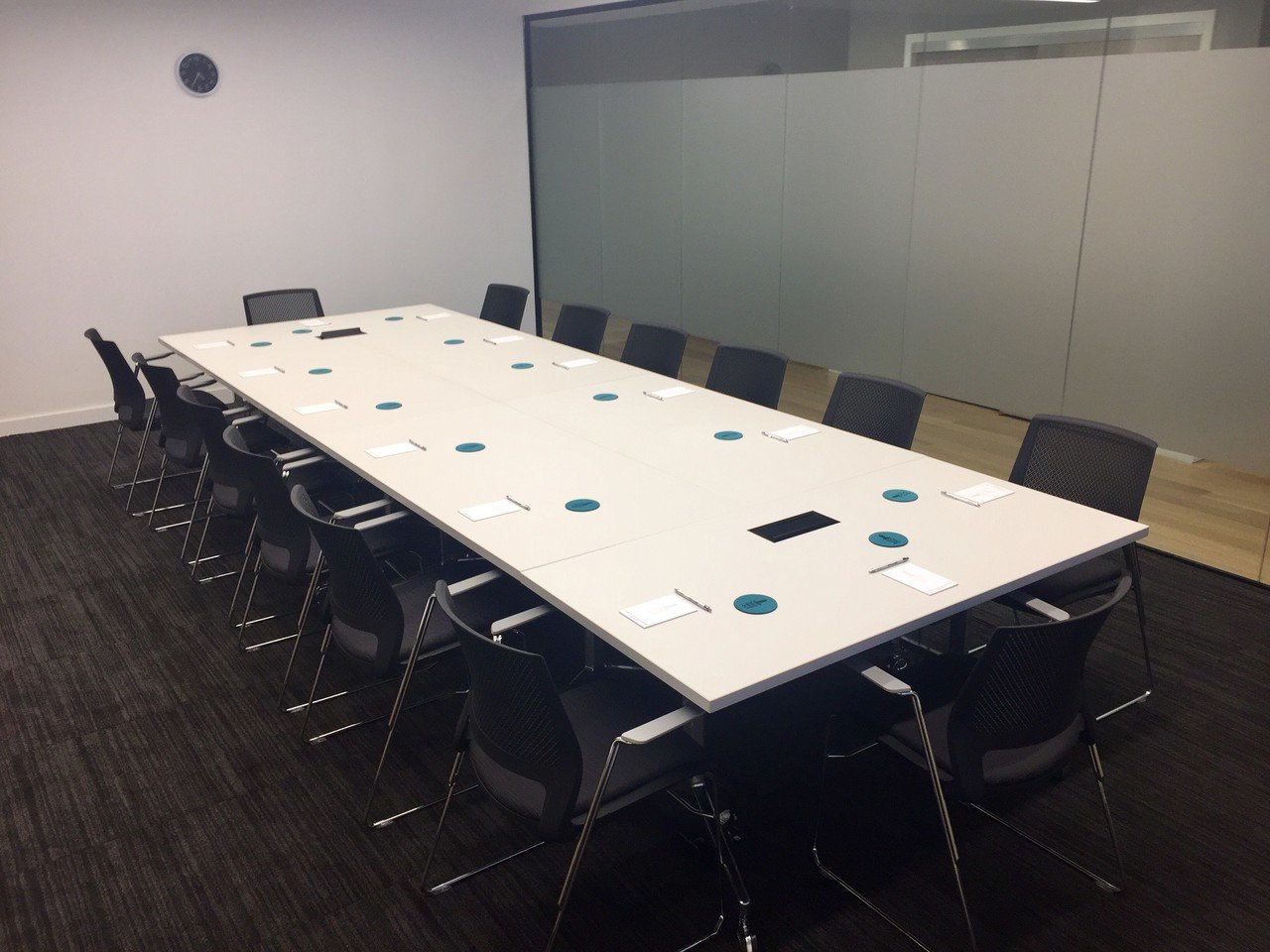 NYC  Meeting room 110west40 Conference Room B image 2