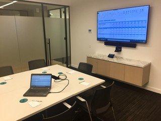 NYC  Salle de réunion 110west40 Conference Room B image 5