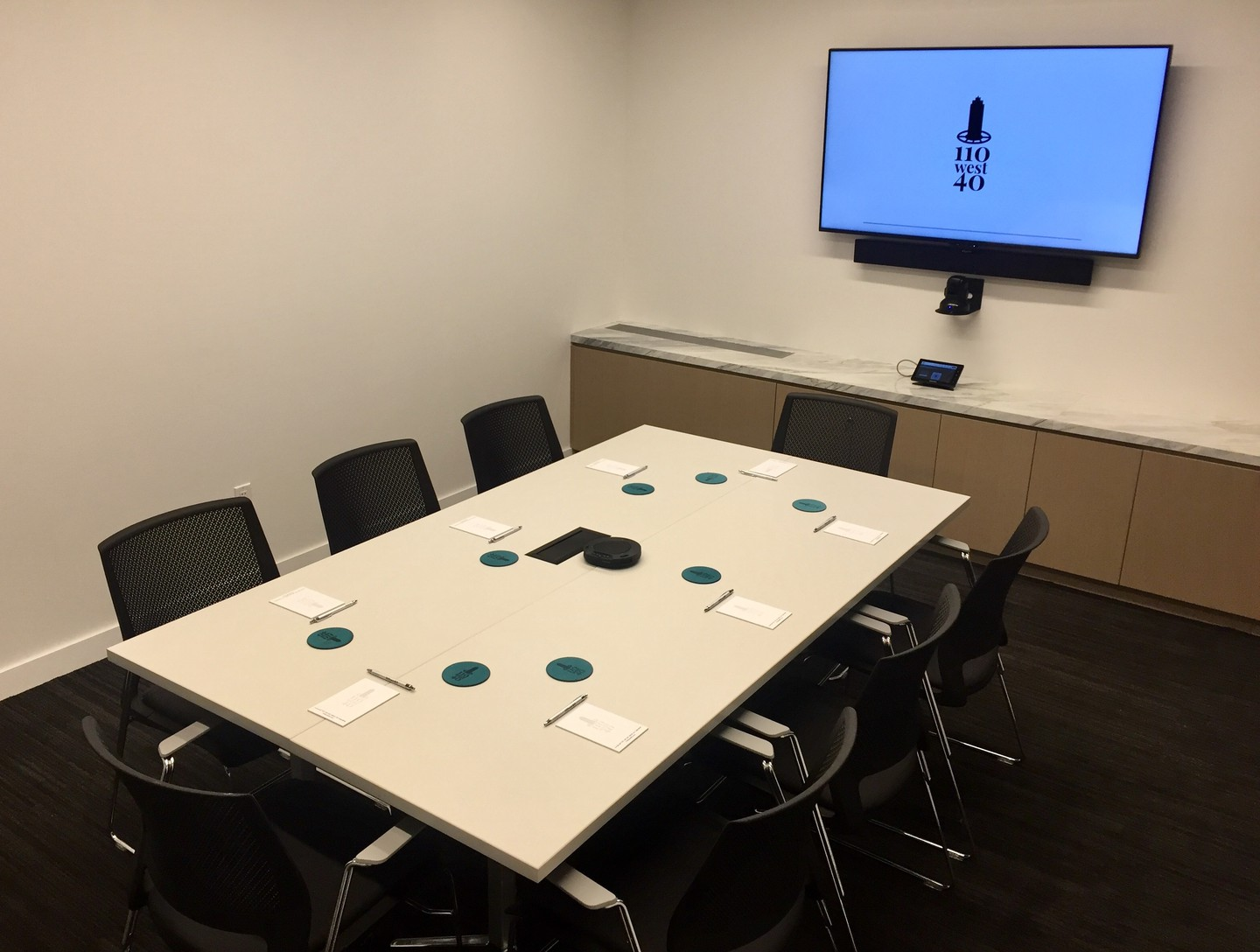 NYC  Meetingraum 110west40 Conference Room C image 2