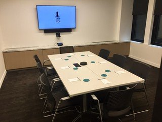 NYC  Meeting room 110west40 Conference Room D image 1