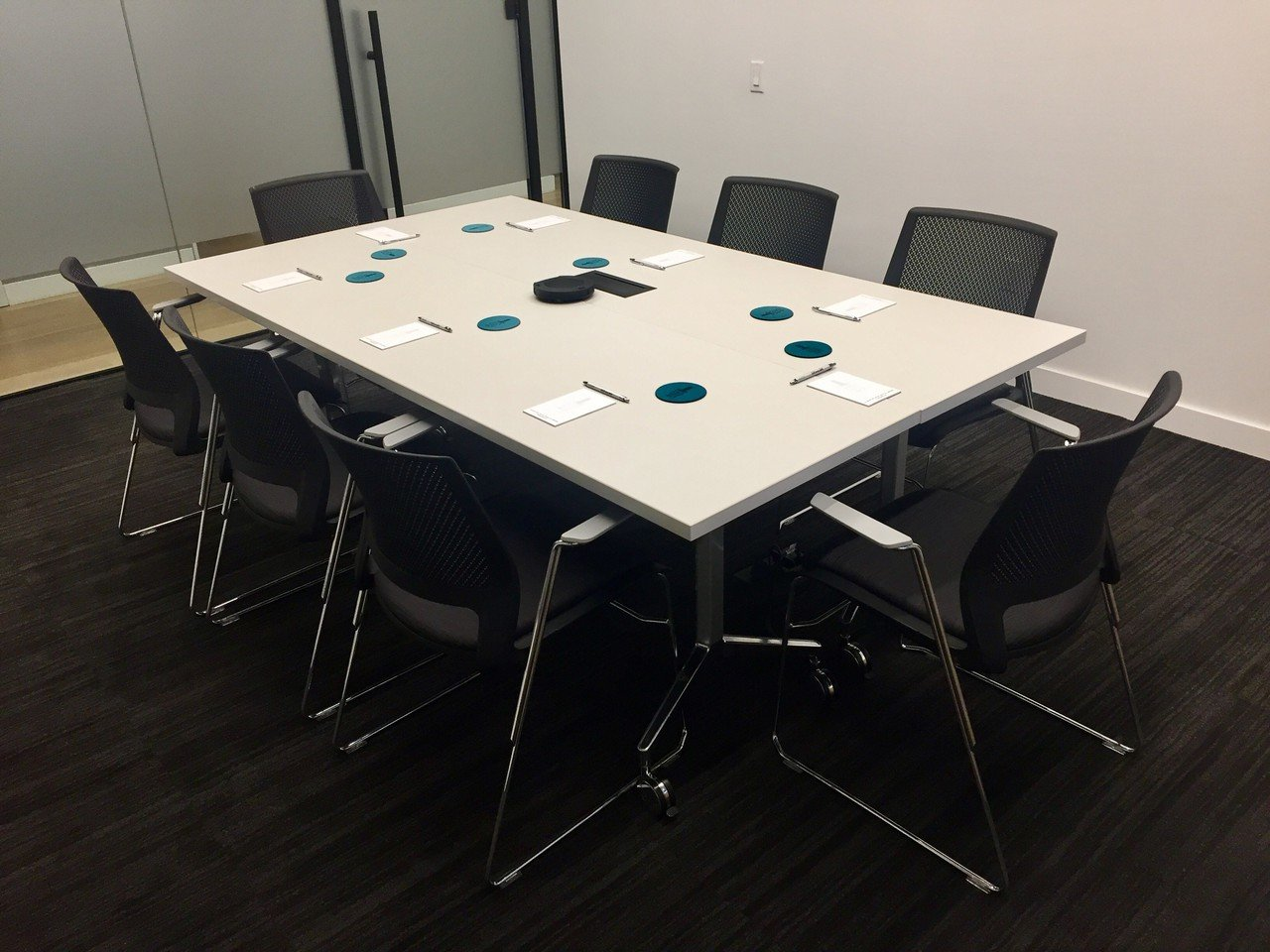 NYC  Meeting room 110west40 Conference Room D image 2
