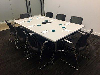 NYC  Salle de réunion 110west40 Conference Room D image 2