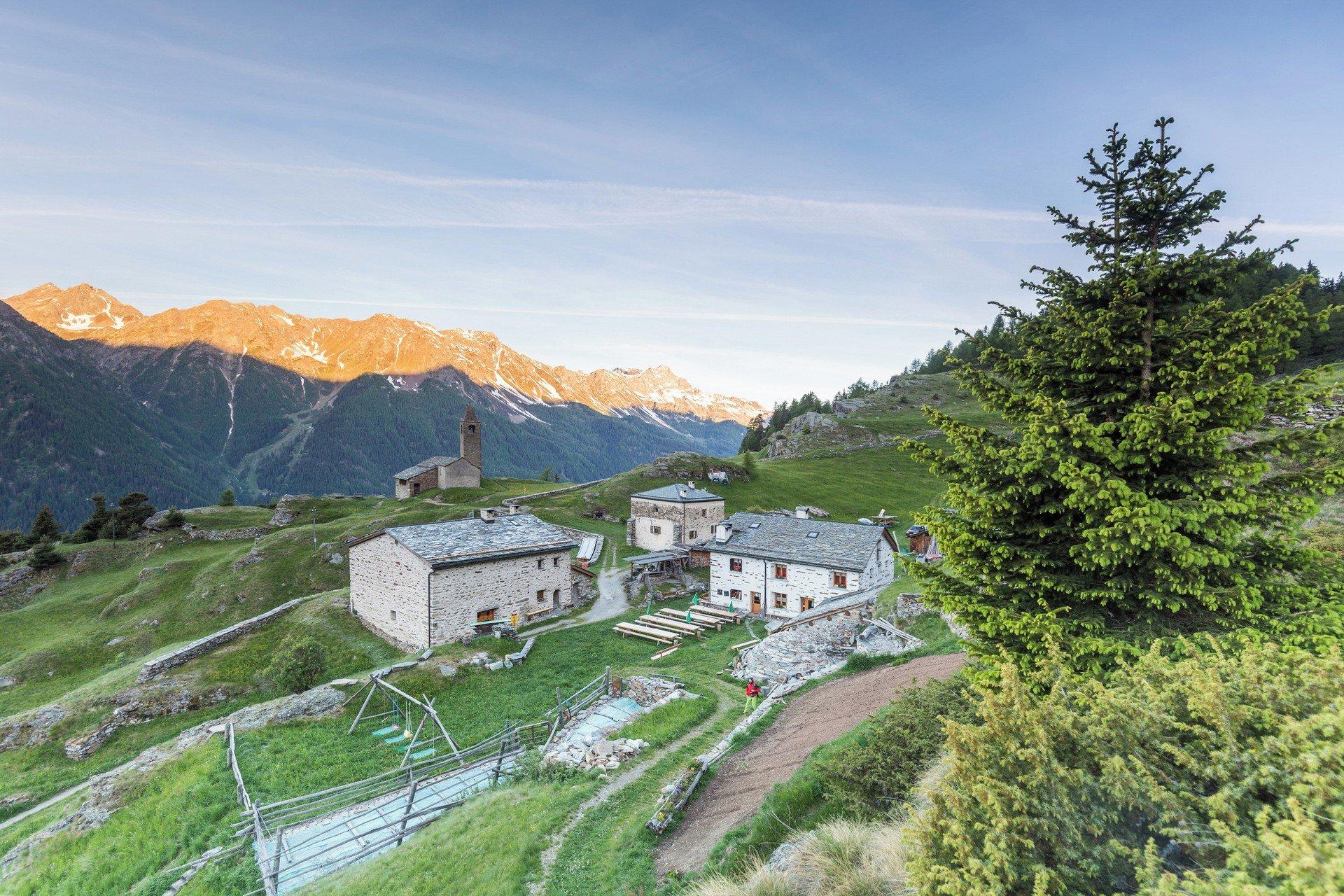 Rest der Welt  Besonders Rifugio Alpe San Romerio image 0