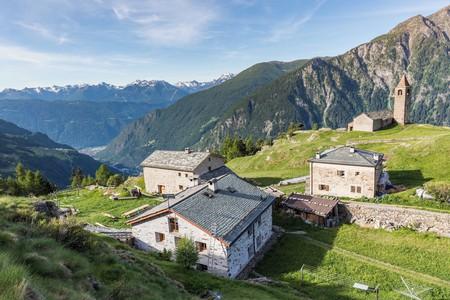 Rest der Welt  Besonders Rifugio Alpe San Romerio image 17