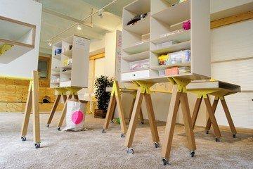 Berlin  Salle de réunion Base1 - Raum für Neues Arbeiten image 1