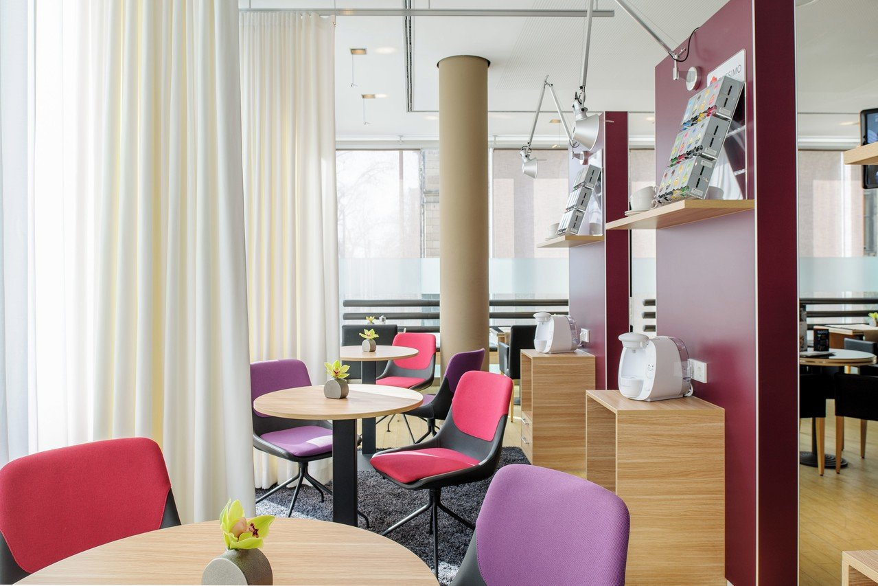Berlin  Café EasyWorkStation / Mercure Hotel Berlin City image 8