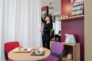 Berlin  Café EasyWorkStation / Mercure Hotel Berlin City image 5