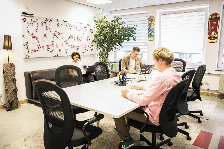 München  Coworking Space IDEA KITCHEN Coworking Space // Virtual Office München image 0