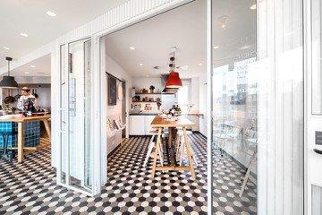 Amsterdam  Salle de réunion Zoku Amsterdam - Kitchen Dialogue Room image 0