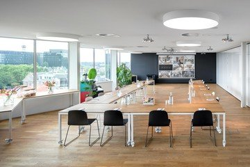 Amsterdam  Meeting room Zoku Amsterdam - Event Space East image 1